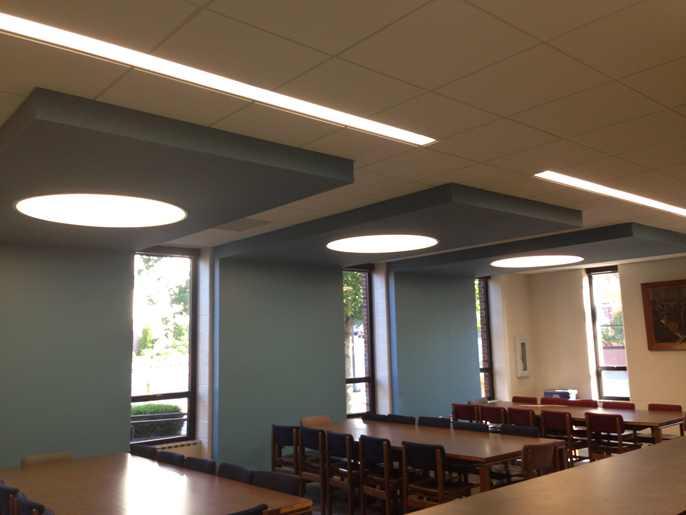 Interior Ceilings Photo Album Slide Show Usps Library