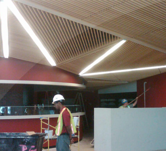 Interior Ceilings Photo Gallery Awci Technology Center